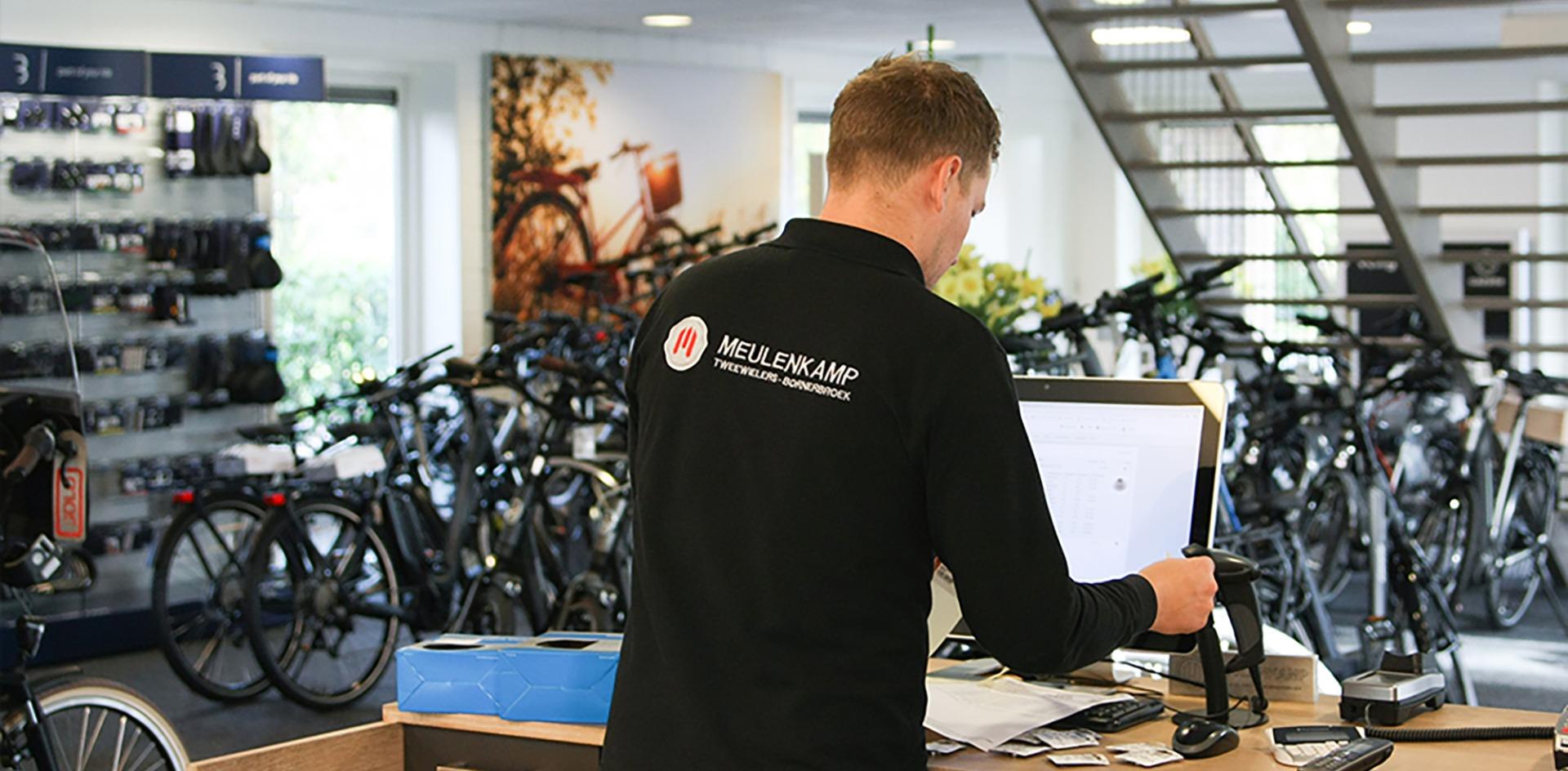 Cube E-bike in Almelo