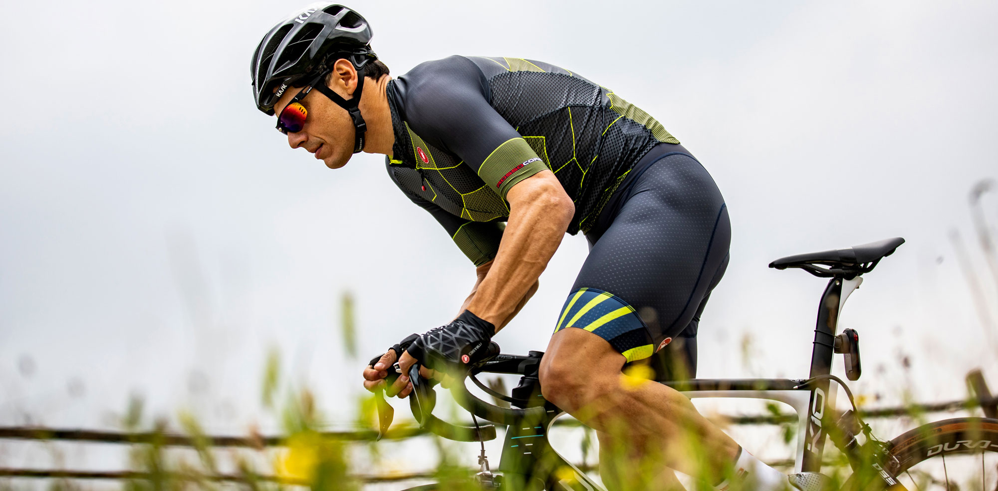 Castelli fietskleding