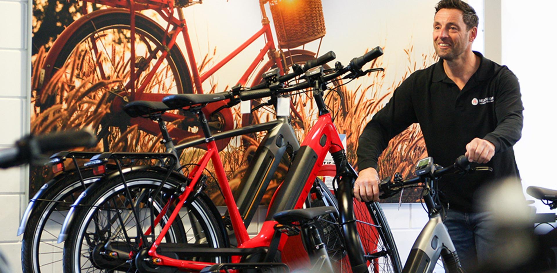 Gazelle E-bike Twente