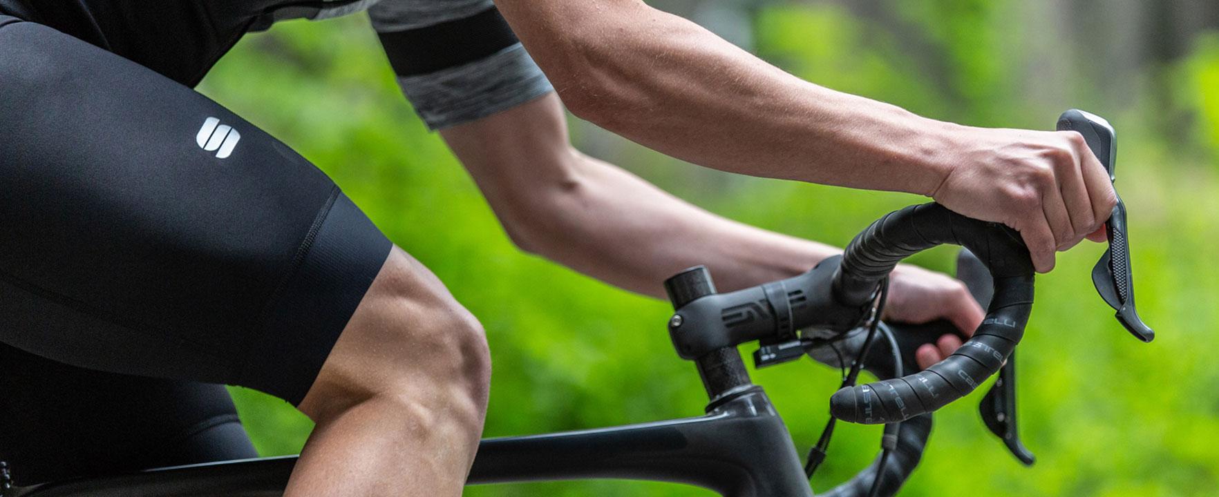 Korte fietsbroeken