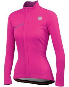 Sportful Tempo dames jas roze