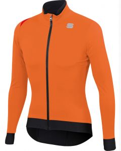 Sportful Fiandre Pro Medium jas oranje