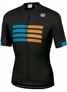 Sportful Wire shirt  Zwart voorkant