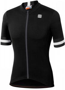 Sportful Kite shirt zwart voorkant